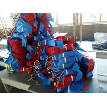Australischer Standard! 7500KGS Polyester mit 50MM Ratschen-Verzurrgurt mit Schwanenhaken
