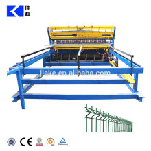 Road guarding wire mesh welding fence panel machine factory