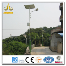 Aço Solar Powered Outdoor Lamp Post