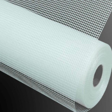 Maille en fibre de verre résistante aux alcalis de 5 x 5 mm
