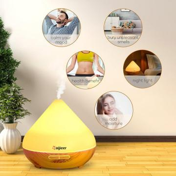 300ml Ultrasonic Home Humidifier With Mist Mode Adjustment