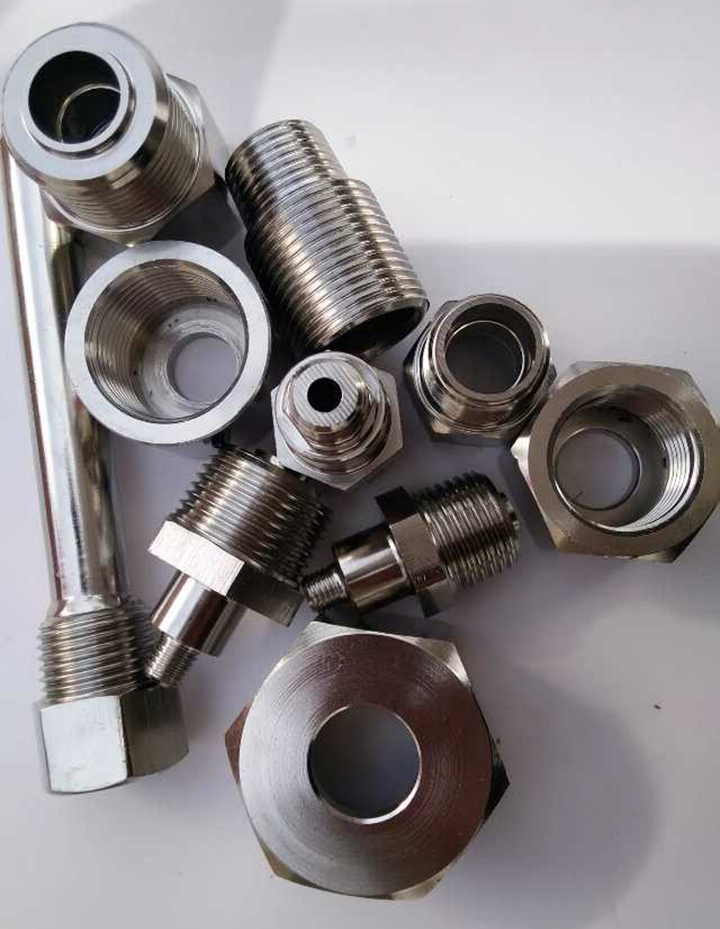 Ss 304 Pipe Air Nipple Union Fitting