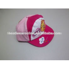 2015 high quality cute colorful kids/hats with apple logo made in Guangdong