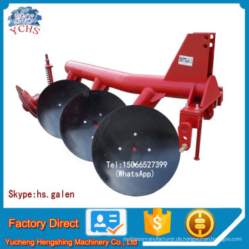 Neues Design One Way Pipe Scheiben Pflug Maschinen Made in China