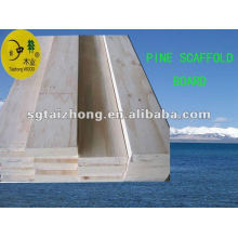 Cheaper Wooden Pine Core scaffold boards for sale