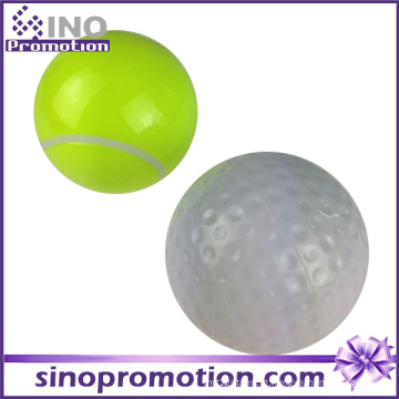 Full Length plástico descartáveis chuva casaco na bola