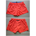 Yj-3016 Womens Girls Ladies Red Elastic Stretch Quick Dry Shorts