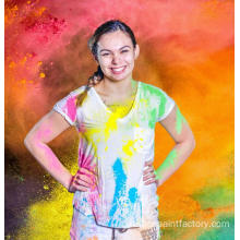 Rainbow Holi Color Powder Pack