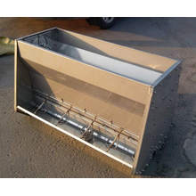 Stainless Steel feeder