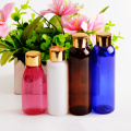 Hot! 10ml to 300ml Plastic Pet Clear Bottle with Screw Lid (PT02)