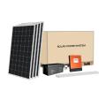 10 kW netzunabhängige Solaranlage nach Hause