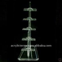 Fashion Acrylic Sunglass Display Rack/Lucite Eyeglass Display Stand