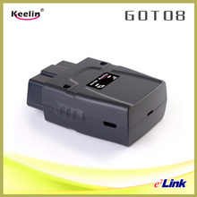 Car GPS tracker with OBD interface real time tracking
