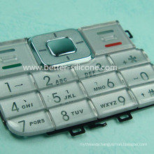 Customized High Qualitiy Plastic Rubber Keypad Keypress