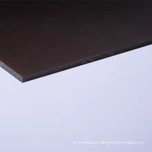 Hojas de policarbonato Láminas de acrílico Hoja sólida Hojas compactas Manufacturer