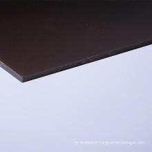 Feuilles de polycarbonate feuilles acryliques feuilles compactes fabricant de feuilles compactes