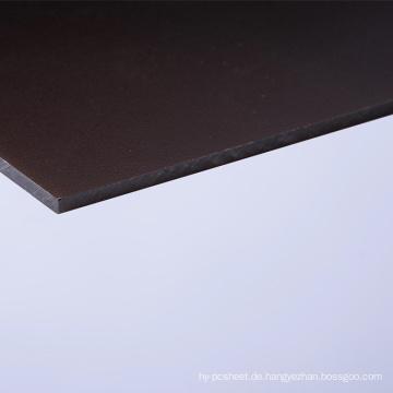 Polycarbonat-Platten Acrylplatten Solid Sheet Compact Sheets Hersteller
