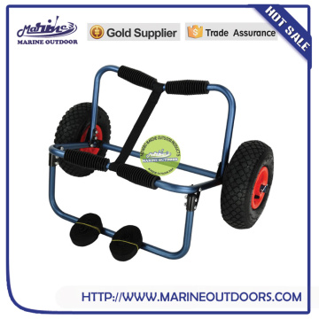 foldable kayak trolley with wheels