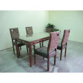 Luxurious Design Water Hyacinth Coffee and Dining Set Indoor Furniture