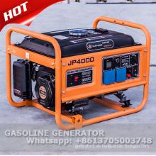 Generador de gasolina 2kw 2500 con motor OHV 5.5hp