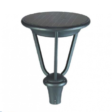 Customized for China Solar Garden Lamp Head,Outside Decorative Lights,Garden Lamp Head,Solar Street Light Head Supplier 12W Solar Garden Path Light house export to Congo Factories
