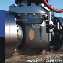 Terminales con bridas de alta presión Dbb Plug Valve