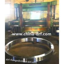 Forjados de anel de aço inoxidável