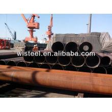 API5CT H40/J55/K55/L80 corrugated pipe steel price