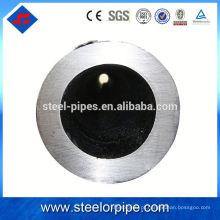 A melhor qualidade sch80 st35.8 tubo de aço sem costura verniz tratamento de superfície