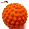 ProCircle benutzerdefinierte Hand Therapie Spiky PVC Massage Ball