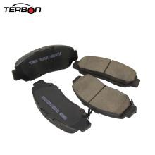 ISO9001 и керамические Тормозные колодки для Honda с emark