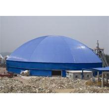 Cubierta de techo de marco de acero prefabricado