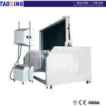 screen vacuum large UV exposure machine
