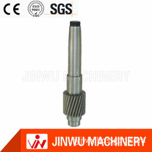 Stainless Steel Gear Wheel Shaft