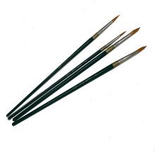 Factory Wholesale Painting Tools 4pcs Nylon Hair Watercolor Brush Set For Artist