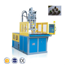 Lamp Holder Vertical Rotary Injection Moulding Machine