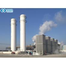 Tanque criogénico de GNL para almacenamiento de gas natural licuado