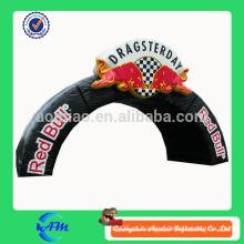 Publicidade inflável ar arco arco inflável para venda arco inflável personalizado