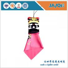 Promotion Gift Screen Cleaning Cloth with Keychain