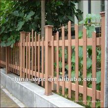 clôture de maison yard WPC