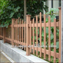 wpc home yard fence