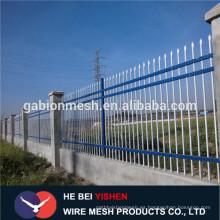 Valla de acero de zinc de alta calidad proveedor Anping