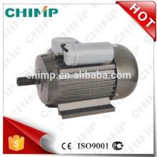 single-phase capacitor-run asynchronous electric motor