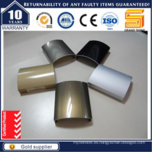 Perfiles de extrusión de aluminio / aleación de aluminio con recubrimiento electrofórico
