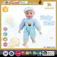 El nuevo juguete 14 de la muñeca del niño de la llegada rellenó la muñeca