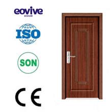Material ecológico utilizado moldura de marco de puerta de pvc