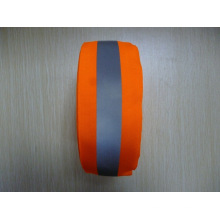High Visibility Woven Reflective Warning Tape