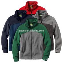 casual wear polar fleece blazer for men