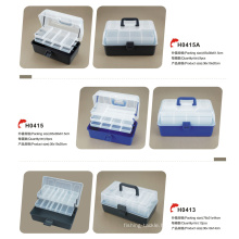 Wholesale Multifunction Plastic Fishing Tackle Box