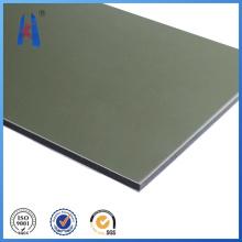 Matériel de panneau de panneau extérieur dans panneau en plastique composite en aluminium (ACP)